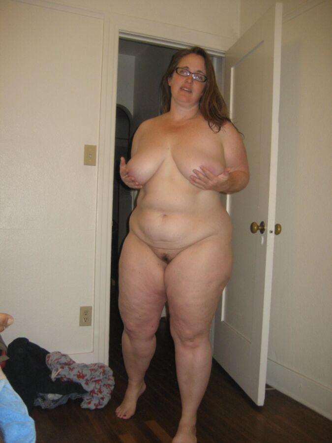 Homemade chubby mature nude